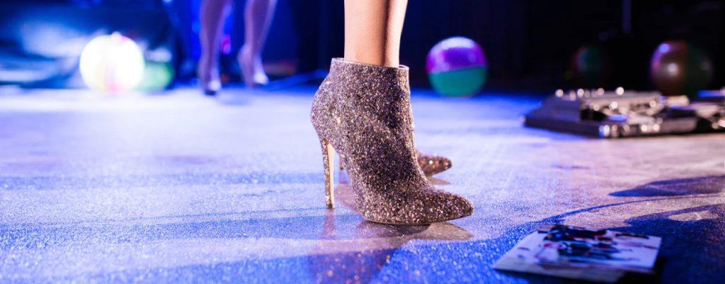 Co w modzie piszczy czyli buty celebrytek