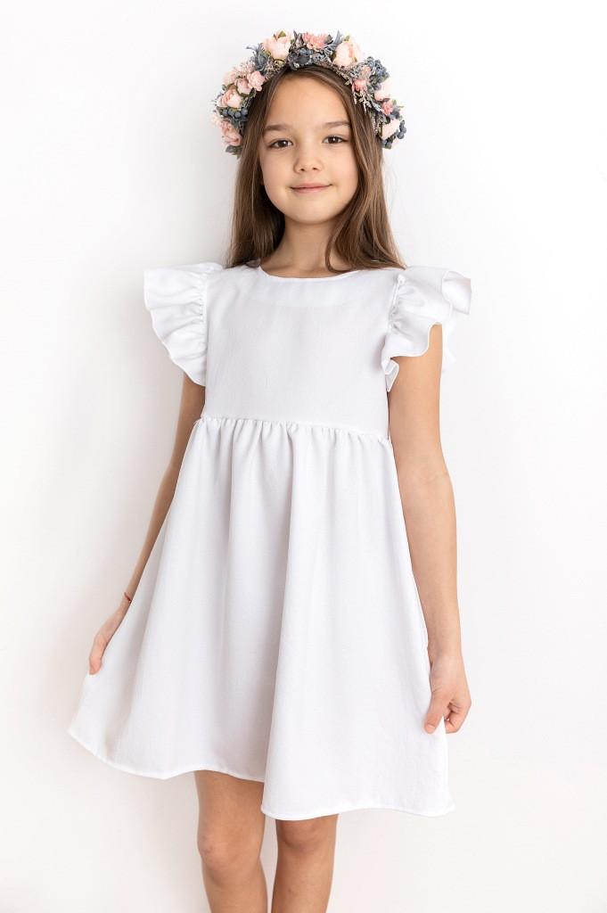 sukienka na komunie dla dziecka